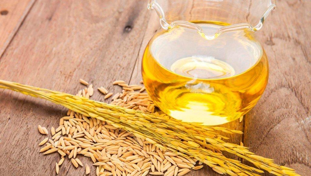 ¿Cómo se extrae el aceite de arroz?