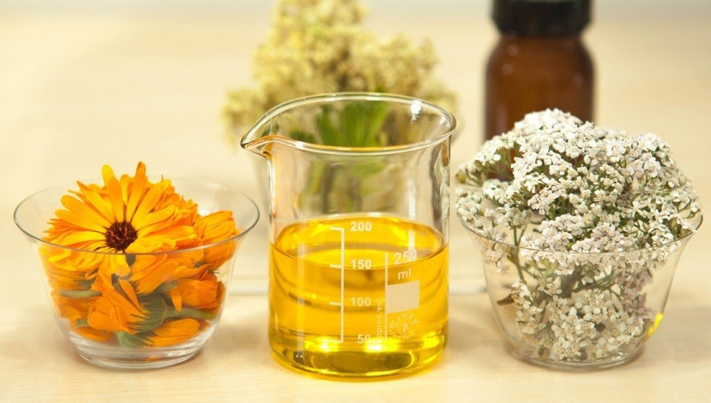 Beneficios y propiedades del aceite de Caléndula