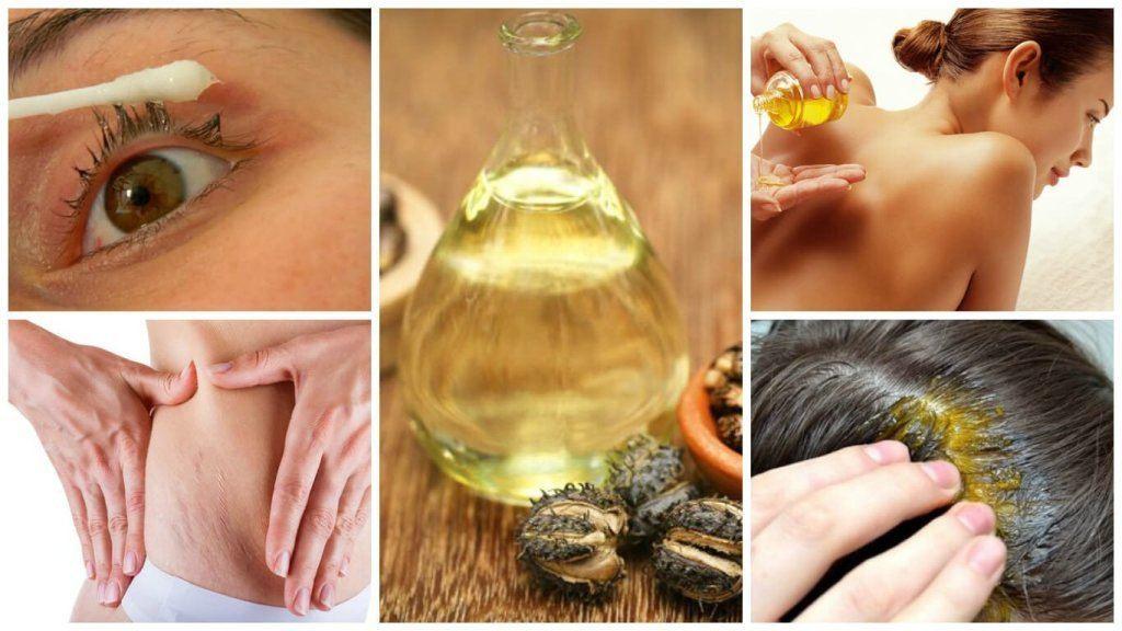 Propiedades cosméticas del aceite de castor