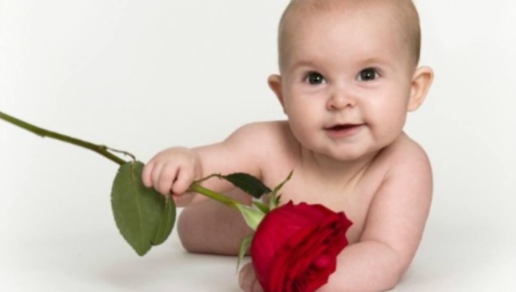 ¿Es bueno para los bebés el aceite esencial de rosa?