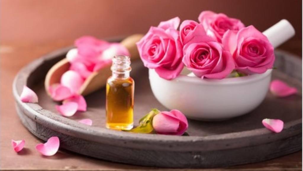 ¿Cómo hacer aceite esencial de rosa casero?