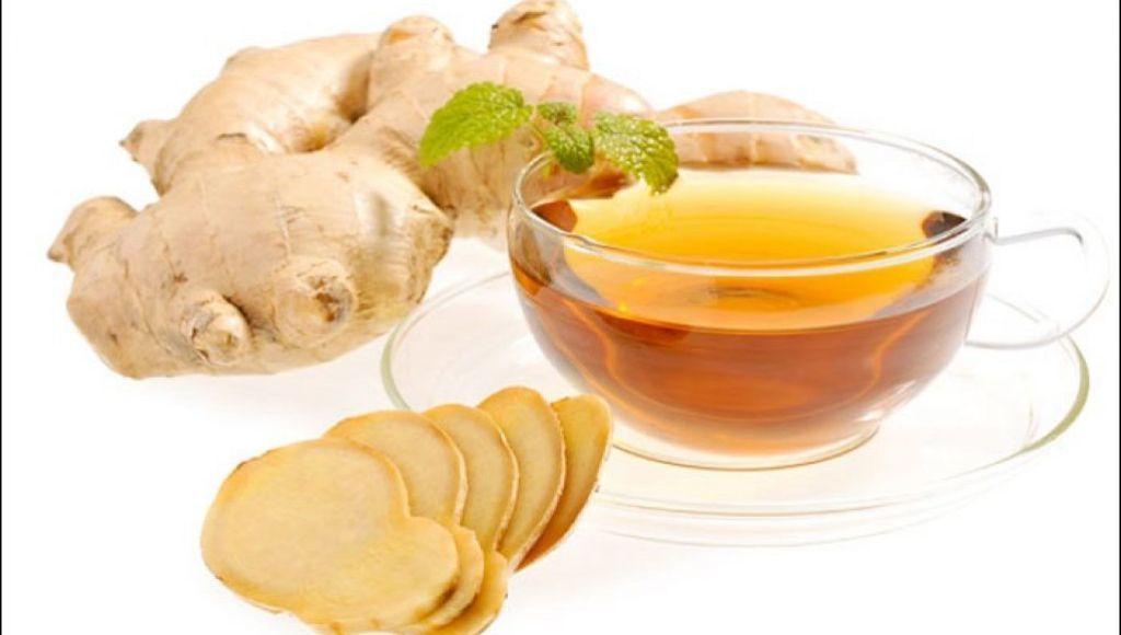 Características del té de jengibre