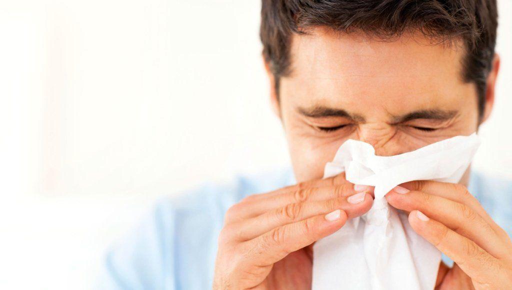 Verbena y las alergias