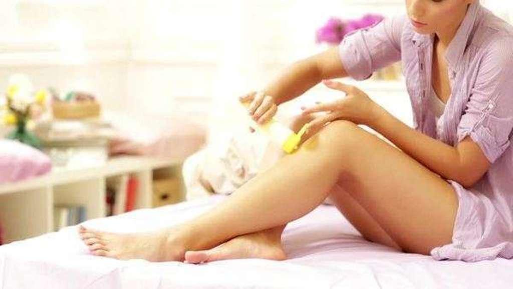 Propiedades cosméticas del aceite de flor de loto