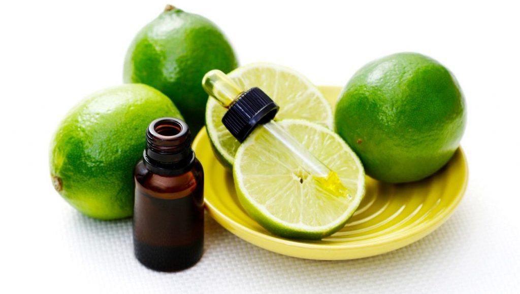 Características del aceite de lima