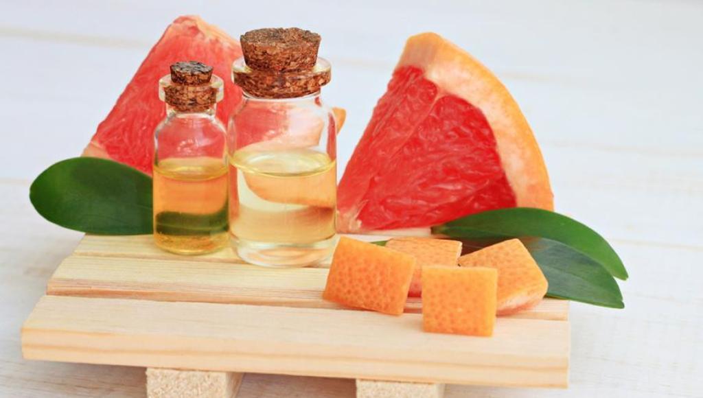 Características del aceite de pomelo