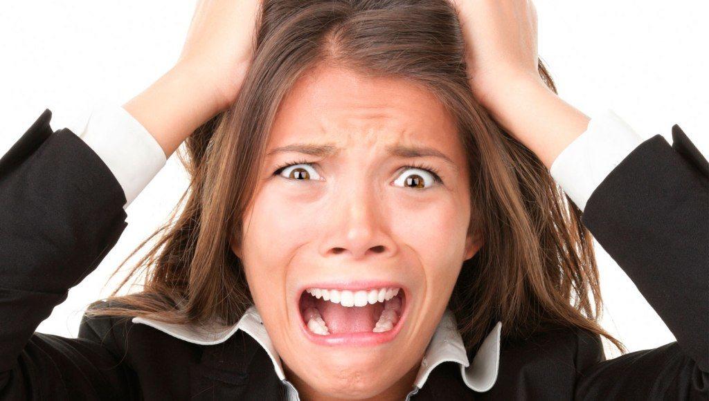 Combate la pérdida de cabello debido al estrés
