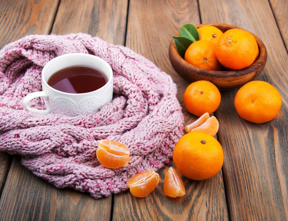 Infusiones de la mandarina ¿para qué sirven?