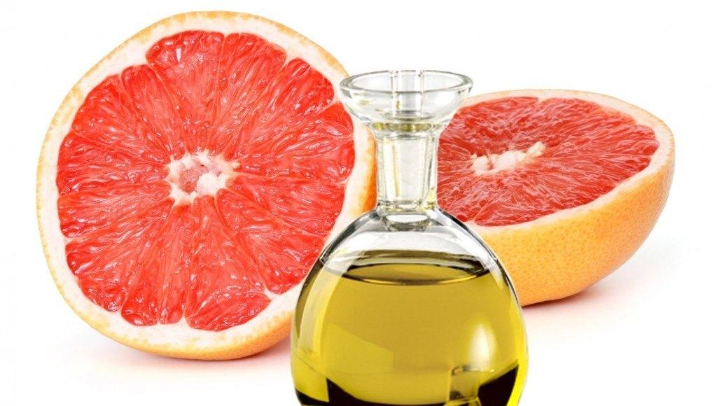 ¿Cómo se extrae el aceite de pomelo?