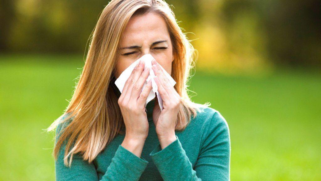Controla las alergias