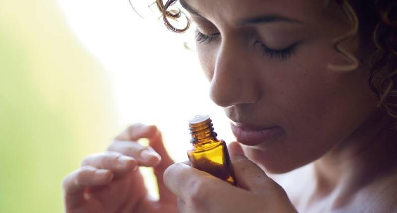 Aceite de mirra en la aromaterapia