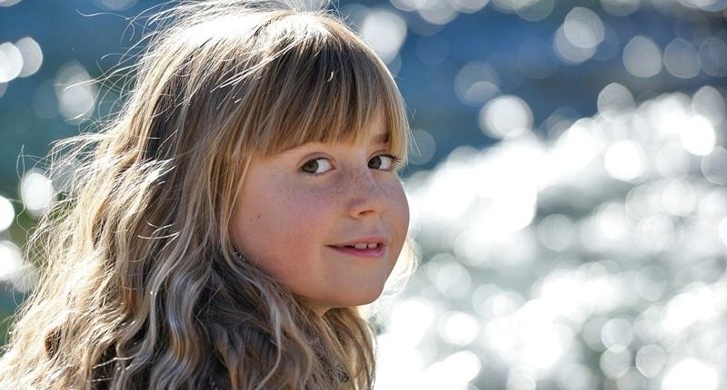 Aceites recomendados para el pelo de niñas