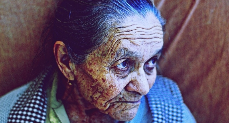 Dermatitis de pañal en ancianos
