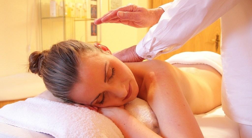 Masajes para drenaje linfático