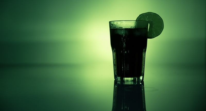 El alcohol afecta el hígado.