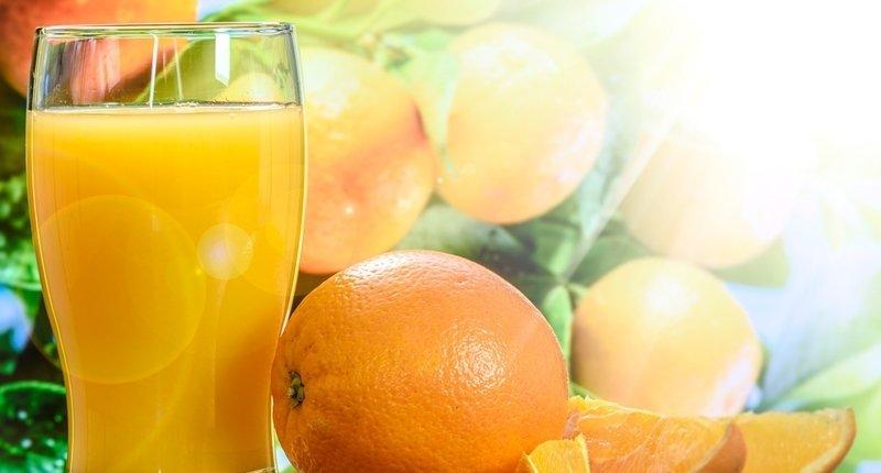 Zumos populares: Naranja