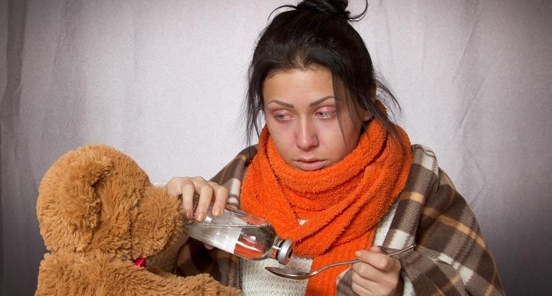 La cúrcuma para la gripe