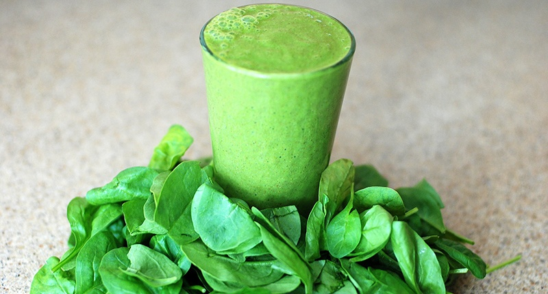 Espinaca combinadas con verduras, beneficios