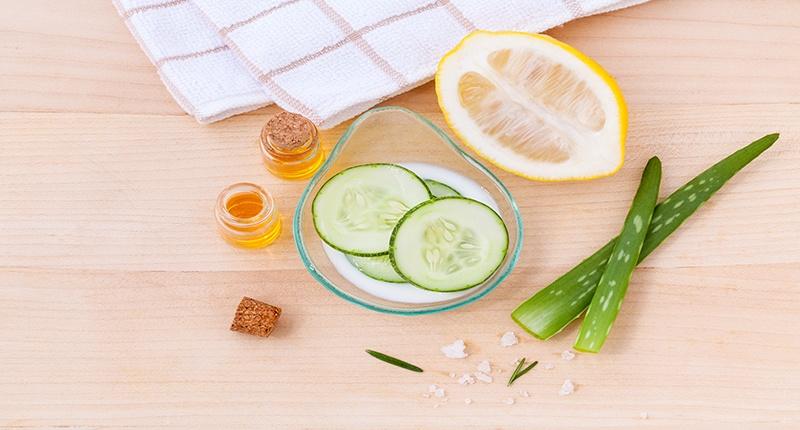 Ingredientes naturales que se pueden usar