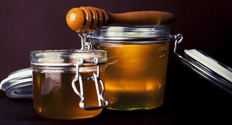 miel pura de abejas