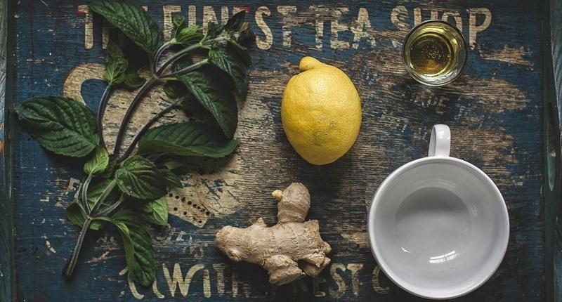 La miel para la tos