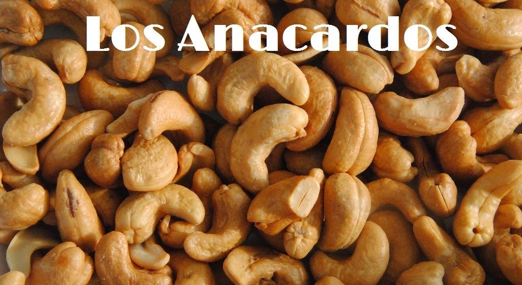 Los anacardos, unas nueces muy saludables