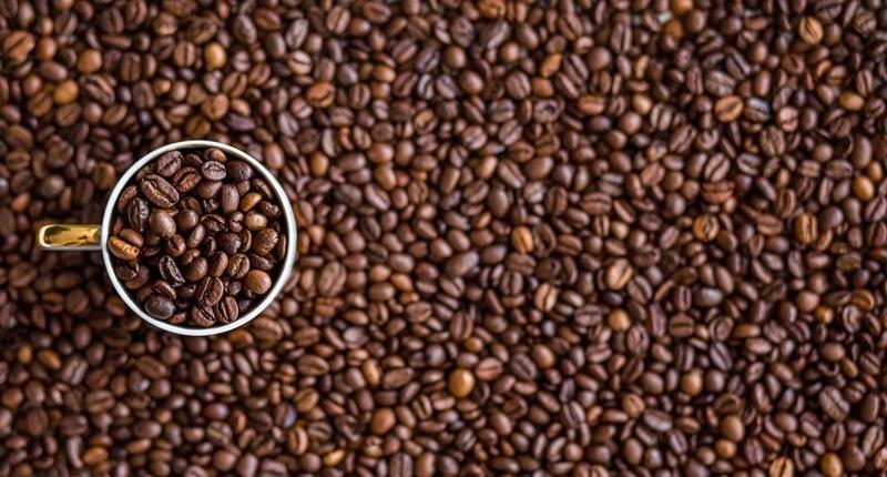 Exfoliante facial de café