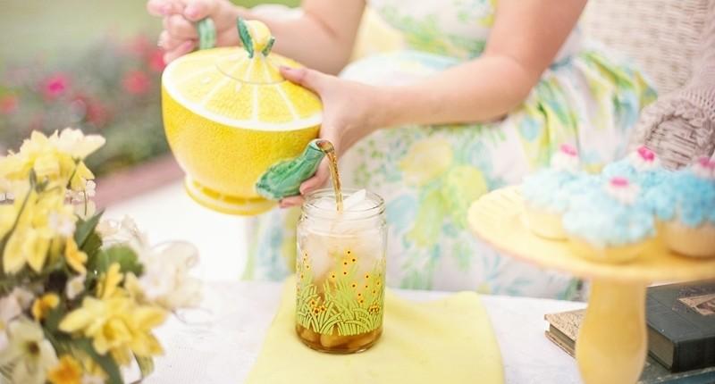 té de Semilla de girasol