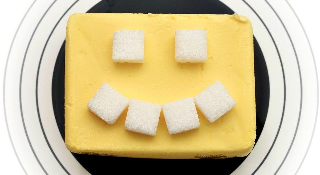 La mantequilla es un derivado lacteo