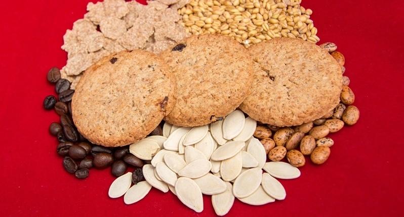 galletas con chia