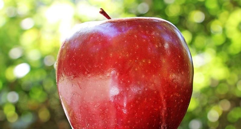 perder peso manzana