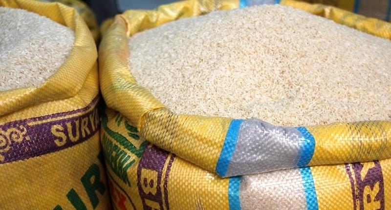características del arroz