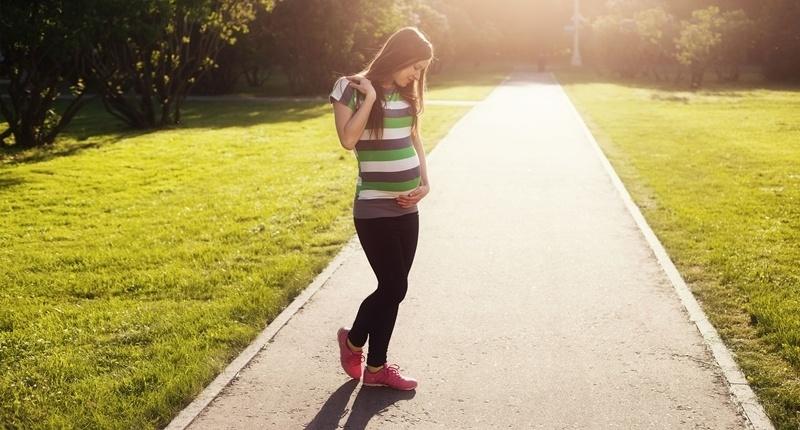 Crecimiento del abdomen durante el embarazo paso a paso