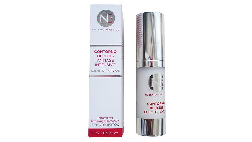 Contorno de Ojos Antiage Efecto Botox Nezeni Cosmetics