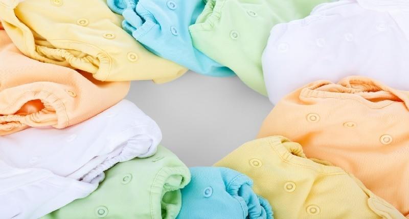 higiene del contenedor de pañales o papelera de pañales