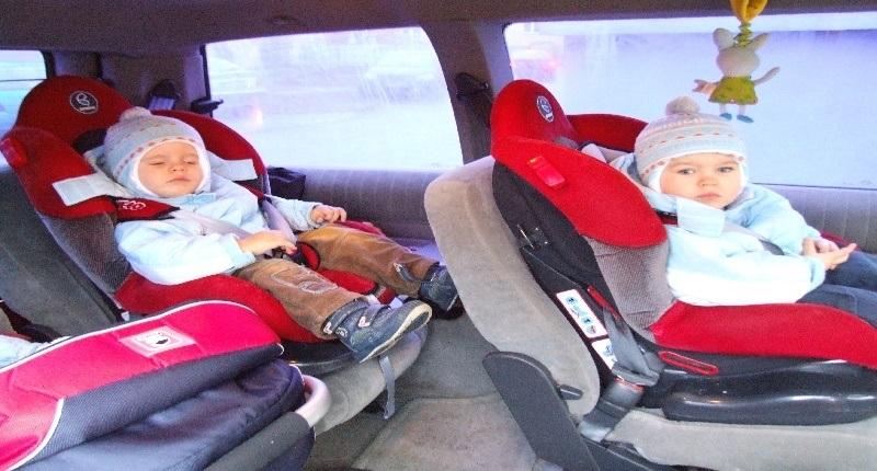 Sillas de Coche para Bebés del grupo 1