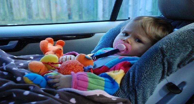 son obligatorias las Sillas de Coche para Bebés