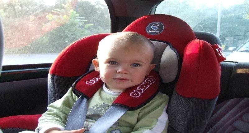 Normas para el uso de Sillas de Coche para Bebés