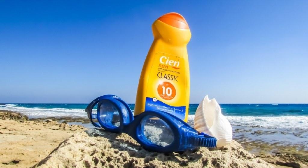 cremas de protección solar corporal