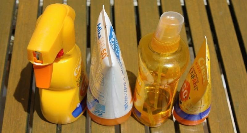 cremas de protección solar corporal marca garnier