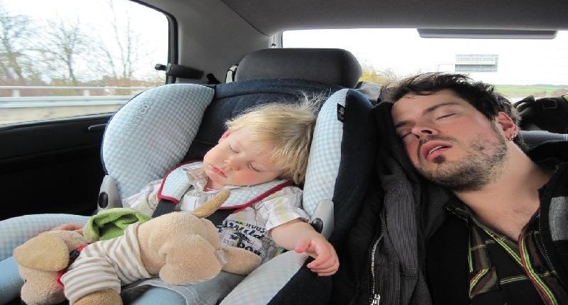 utilidad de los espejos retrovisores para bebés