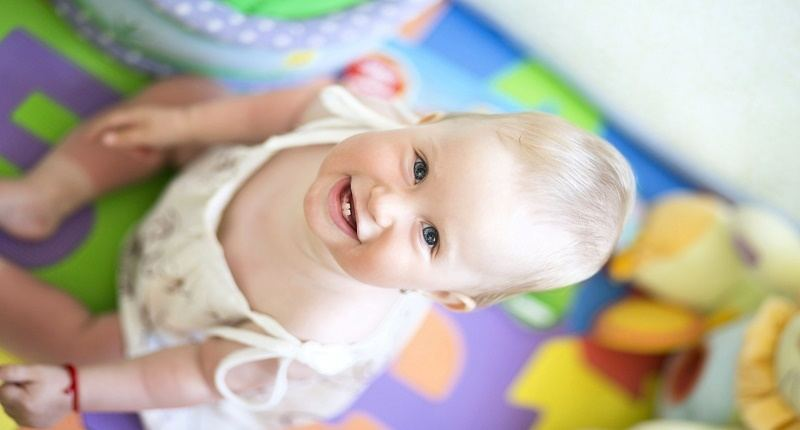 limpieza de las hamacas de bebés