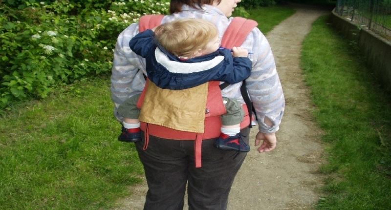 mochilas portabebés