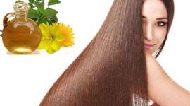 Aceite de onagra para el pelo