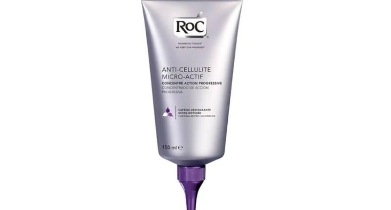 mejores cremas anticeluliticas - Roc Anti- Cellulite Micro -Active - Tratamiento concentrado, 150 ml