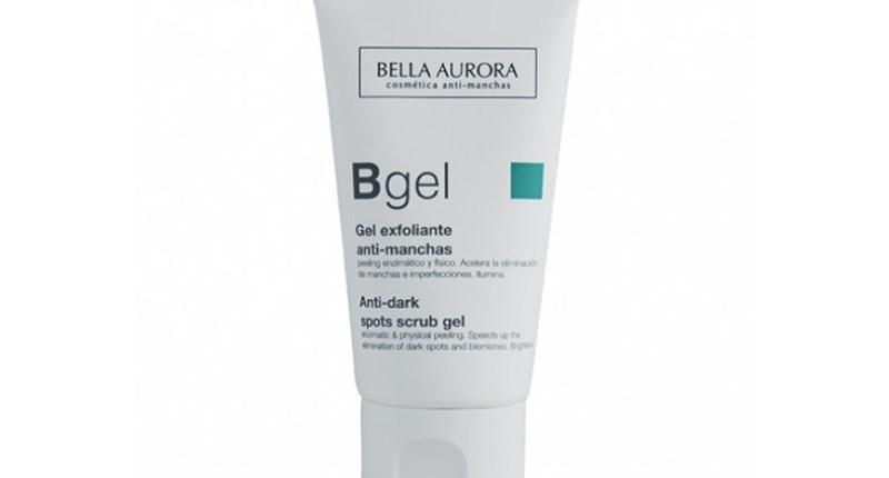 mejores exfoliantes faciales - Bella Aurora Gel facial exfoliante suave de peeling enzimático