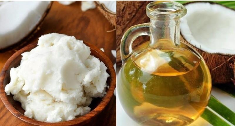 Diferencias entre el aceite de coco y la mantequilla de coco