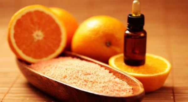 aceite de naranja amarga