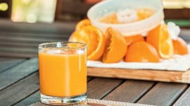 Zumo de naranja: Contraindicaciones y Beneficios