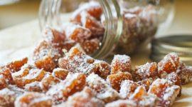 Caramelos de jengibre: Contraindicaciones, Beneficios y Usos